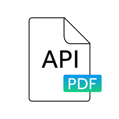API Licence Agreement Icon