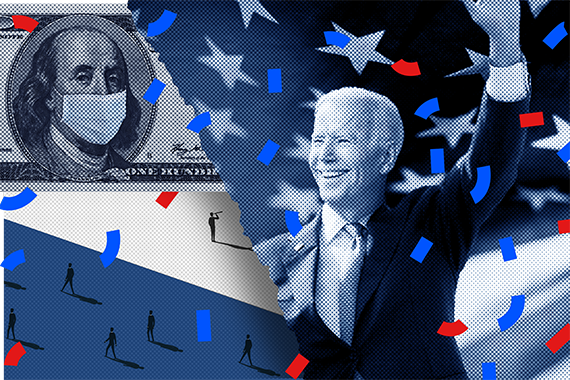 Biden's blue wave election