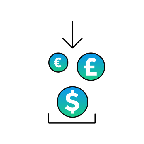 Deposit Funds Icon