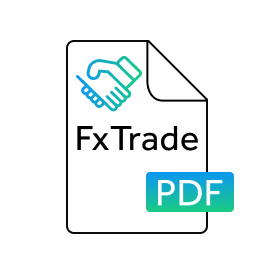 FxTrade Customer Agreement Icon