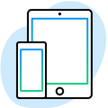 Mobile and Tablet Icon