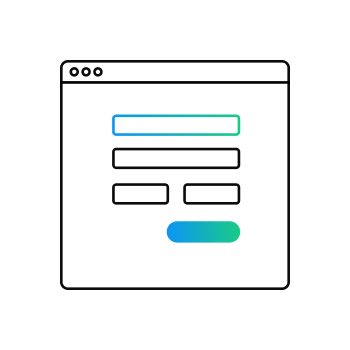 Trade Application Form Icon