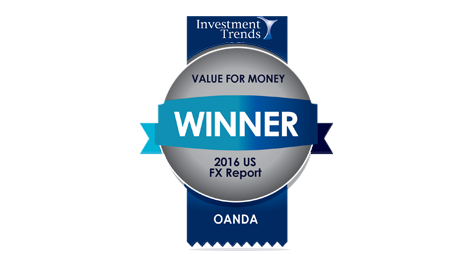 OANDA 2016 Awards- Best Value for Money
