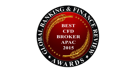 OANDA Industry Awards - Best CFD Broker APAC 2015